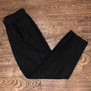 NWT J.Crew Factory Lace Pant